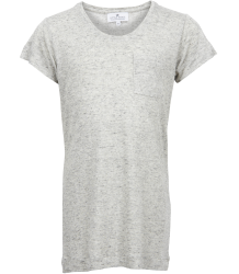 Blos - Rayon Jersey Tee Little Remix Blos - Rayon Jersey Tee grey melange