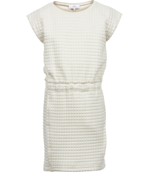 Shona - 3D Structured Dress Little Remix Shona - 3D Structured Dress, cream