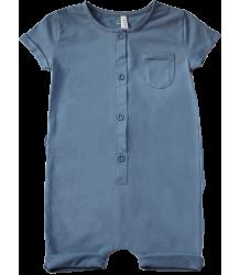Gray Label Summersuit Shortleg Gray Label Summersuit Shortleg denim blue