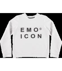 Caroline Bosmans Wonder Sweatshirt Caroline Bosmans Wonder Sweatshirt Emo Icon wit