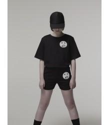 Caroline Bosmans Joy Shorts Caroline Bosmans Joy Shorts black with badge