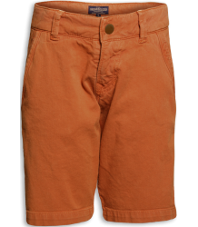 Canvas Chino Bermudas American Outfitters Canvas Chino Bermudas Chestnut brown
