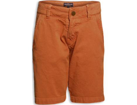 American Outfitters Canvas Chino Bermudas