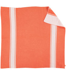 Tiny Cottons Knitted Blanket Tiny Cottons Knitted Blanket orange