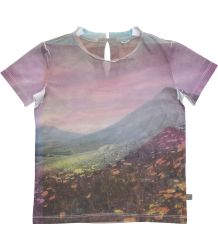Stella McCartney Kids Isla Tee Stella McCartney Kids Isla Tee Landscape print