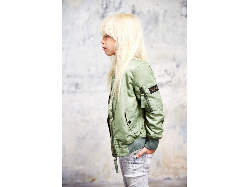 Green Jacket For Girls