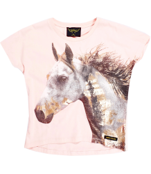 Finger in the Nose Ebony Loose Tee Finger in the Nose Ebony Loose Tee Gold horse