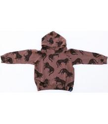 Leopard Stretch Hoodie