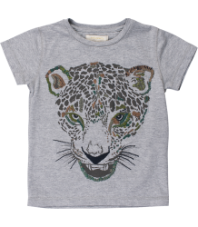 Soft Gallery Ashton Tee Soft Gallery Ashton Tee Leopard with Embroidery