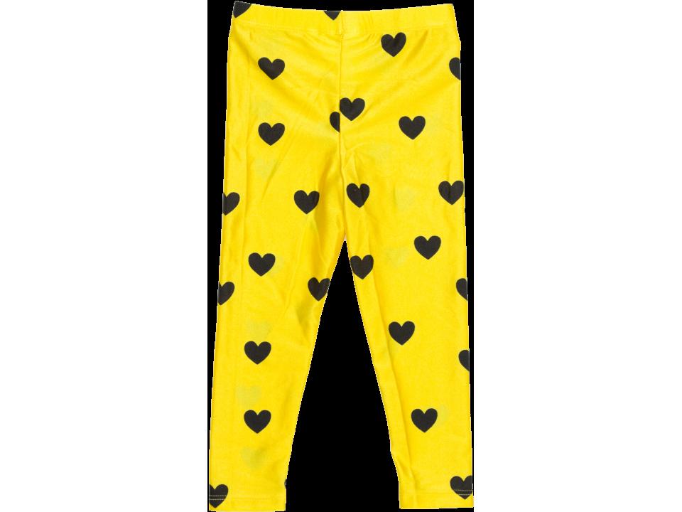 mini rodini heart leggings