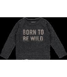 Zadig & Voltaire Kids Sweat Maila Zadig & Voltaire Kid Sweat Born to be wild