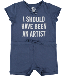 Zadig & Voltaire Kids Combishort Zadig & Voltaire Kid Combishort I SHOULD HAVE BEEN AN ARTIST