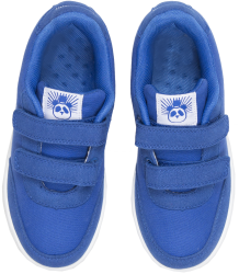 Mini Rodini Colored Sneaker Mini Rodini Blue Colored Sneaker