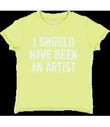 Zadig & Voltaire Kid Tee Shirt Little Zadig & Voltaire Kid Tee Shirt Little I SHOULD HAVE BEEN AN ARTIST