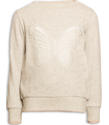 American Outfitters Butterfly Boatneck American Outfitters Butterfly Boatneck