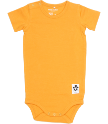 Mini Rodini Basic SS Body Mini Rodini Basic SS Body Orange