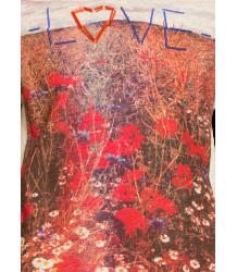 American Outfitters Slub Tee Flower Meadow American Outfitters Slub Tee Flower Meadow