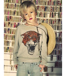 American Outfitters Fleece C-neck Panther American Outfitters Fleece C-neck Panther