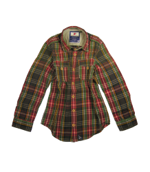 American Outfitters Check Trapper Shirt - OUTLET American Outfitters Mouse Check Trapper Shirt