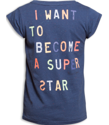 American Outfitters I Have a Dream Tee American Outfitters I Have a Dream Tee, I want to became a super star