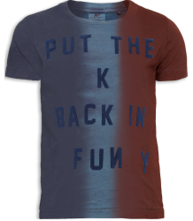 American Outfitters K Back Tee American Outfitters K Back Tee