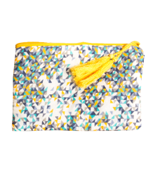 American Outfitters Triangle Make Up Bag American Outfitters Triangle Make Up Bag