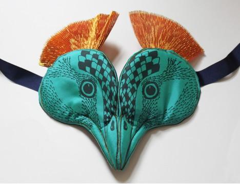 Animalesque Peacock