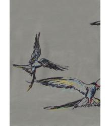 Mói Leggings M?i Leggings Seagull print