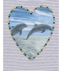 Simple Kids Dolphin Tee Simple Kids Dolphin Tee Stripes