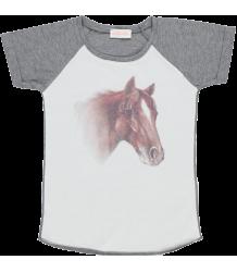 Horse Tee Simple Kids Horse Tee