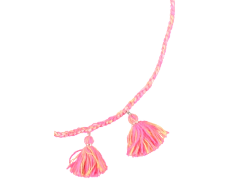 Simple Kids Flosh Necklace