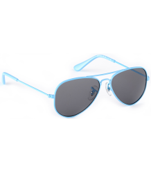 Rainbow & SNOW Pilot Sunglasses Rainbow & Snow Pilot Sunglasses  neon blue