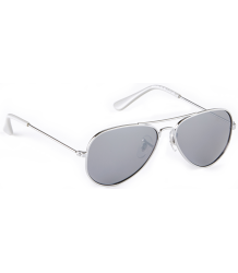 Rainbow & SNOW Pilot Sunglasses Rainbow & Snow Pilot Sunglasses Silver