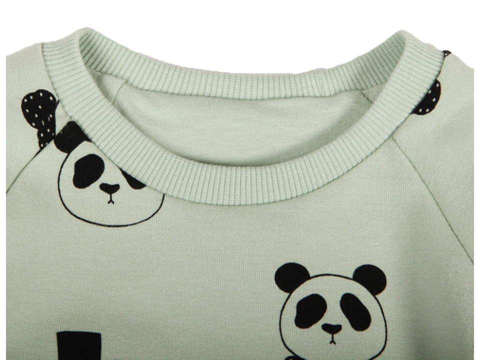 mini rodini mint panda