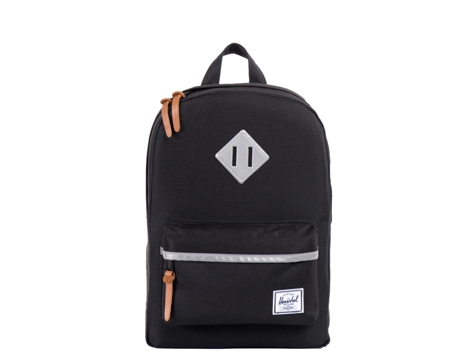3d942af4a90b Herschel Heritage Backpack Kid - Orange Mayonnaise