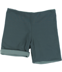 Little Creative Factory Asymmetric Bathing Shorts Little Creative Factory Asymmetric Bathing Shorts Army green   Tea green