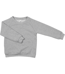 Popupshop Basic Sweat Popupshop Basic Sweat Grey Melange