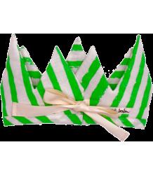 Noé & Zoë Crown Noe&Zoe Crown green stripes