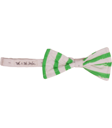 Noé & Zoë Bow Tie Noe&Zoe Bow Tie green stripes