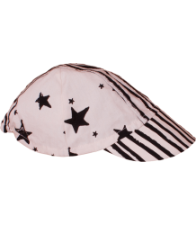 Noé & Zoë Cycling Cap Noe&Zoe Cycling Cap black stars & stripes