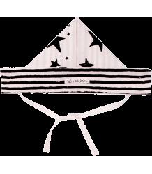 Noé & Zoë Boat Hat Noe&Zoe Boat Hat black & white