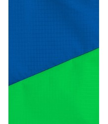 Susan Bijl The New Pouch Susan Bijl The New Pouch RGB POUCH groen en blauw