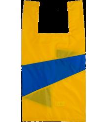 Susan Bijl The New Shoppingbag Susan Bijl The New Shopping Bag RGB Yellow and blue
