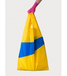 Susan Bijl The New Shoppingbag Susan Bijl The New Shopping Bag RGB feel en blauw