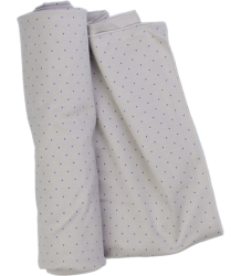Oeuf NYC Swaddle Oeuf NYC Swaddle grey with blue dots