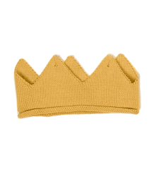 Oeuf NYC Knit Crown Oeuf NYC Knit Crown in yellow