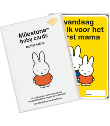 Miffy Baby Cards Milestone Cards Nijntje Baby Cards