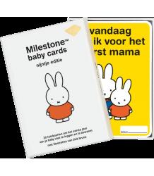 Nijntje Baby Cards Milestone Cards Nijntje Baby Cards