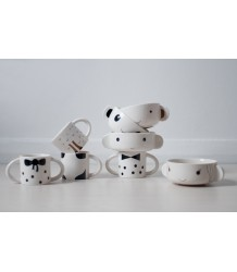 Stacking Set - Panda Wee Gallery Stacking Set - Panda
