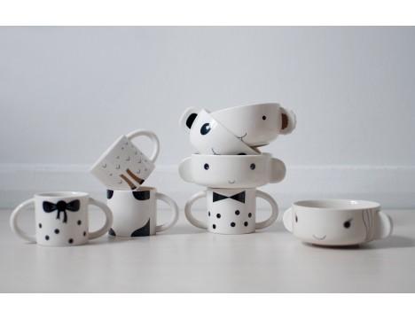 Wee Gallery Stacking Set - Panda